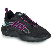 Παπούτσια Γυναίκα Χαμηλά Sneakers adidas Originals HAIWEE W Black / Violet