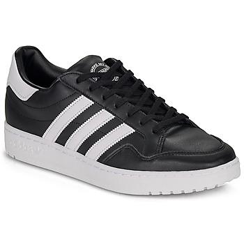 Παπούτσια Χαμηλά Sneakers adidas Originals MODERN 80 EUR COURT Black / Άσπρο