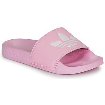 Παπούτσια Γυναίκα σαγιονάρες adidas Originals ADILETTE LITE W Ροζ