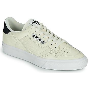 Παπούτσια Χαμηλά Sneakers adidas Originals CONTINENTAL VULC Beige