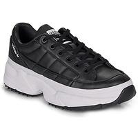 Παπούτσια Γυναίκα Χαμηλά Sneakers adidas Originals KIELLOR W Black