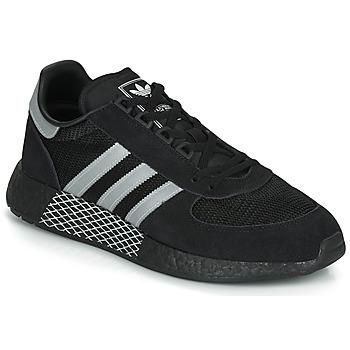 Παπούτσια Χαμηλά Sneakers adidas Originals MARATHON TECH Black / Άσπρο