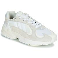 Παπούτσια Άνδρας Χαμηλά Sneakers adidas Originals YUNG 1 Άσπρο