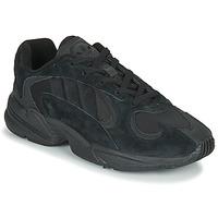 Παπούτσια Άνδρας Χαμηλά Sneakers adidas Originals YUNG 1 Black