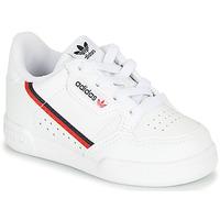 Παπούτσια Παιδί Χαμηλά Sneakers adidas Originals CONTINENTAL 80 I Άσπρο