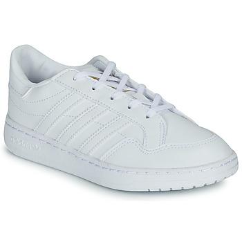 Παπούτσια Παιδί Χαμηλά Sneakers adidas Originals Novice C Άσπρο