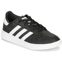 Παπούτσια Παιδί Χαμηλά Sneakers adidas Originals Novice C Black / Άσπρο