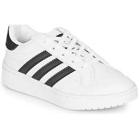 Παπούτσια Παιδί Χαμηλά Sneakers adidas Originals Novice C Άσπρο / Black