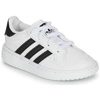 Παπούτσια Παιδί Χαμηλά Sneakers adidas Originals NOVICE EL I Άσπρο / Black
