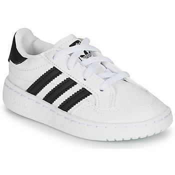 Xαμηλά Sneakers adidas NOVICE EL I ΣΤΕΛΕΧΟΣ: Δέρμα και συνθετικό & ΕΠΕΝΔΥΣΗ: Συνθετικό & ΕΣ. ΣΟΛΑ: Ύφασμα & ΕΞ. ΣΟΛΑ: Καουτσούκ