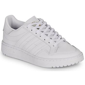 Παπούτσια Παιδί Χαμηλά Sneakers adidas Originals Novice J Άσπρο