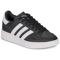 Παπούτσια Παιδί Χαμηλά Sneakers adidas Originals Novice J Black / Άσπρο