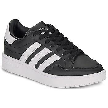 Xαμηλά Sneakers adidas Novice J ΣΤΕΛΕΧΟΣ: Δέρμα και συνθετικό & ΕΠΕΝΔΥΣΗ: Ύφασμα & ΕΣ. ΣΟΛΑ: Ύφασμα & ΕΞ. ΣΟΛΑ: Καουτσούκ