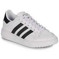 Παπούτσια Παιδί Χαμηλά Sneakers adidas Originals Novice J Άσπρο / Black