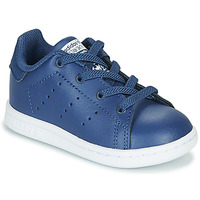 Παπούτσια Αγόρι Χαμηλά Sneakers adidas Originals STAN SMITH EL I Marine