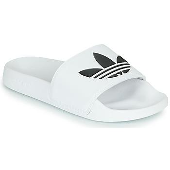 Παπούτσια σαγιονάρες adidas Originals ADILETTE LITE Άσπρο