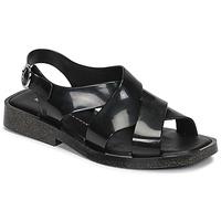 Παπούτσια Γυναίκα Σανδάλια / Πέδιλα Melissa MELROSE Black