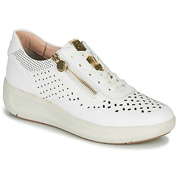 Παπούτσια Γυναίκα Χαμηλά Sneakers Stonefly ROCK 10 Άσπρο