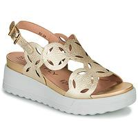 Παπούτσια Γυναίκα Σανδάλια / Πέδιλα Stonefly PARKY 9 Gold