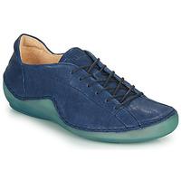 Παπούτσια Γυναίκα Χαμηλά Sneakers Think KAPSL Μπλέ