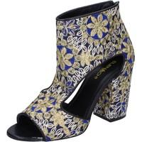 Παπούτσια Γυναίκα Μποτίνια Elena Iachi BP21 Μαύρος