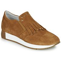 Παπούτσια Γυναίκα Χαμηλά Sneakers Myma MOLISSA Cognac