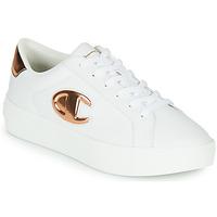 Παπούτσια Γυναίκα Χαμηλά Sneakers Champion ERA GEM Άσπρο / Bronze