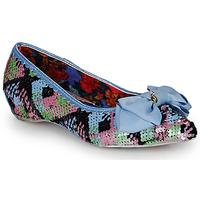 Παπούτσια Γυναίκα Μπαλαρίνες Irregular Choice MINT SLICE Ροζ / Μπλέ
