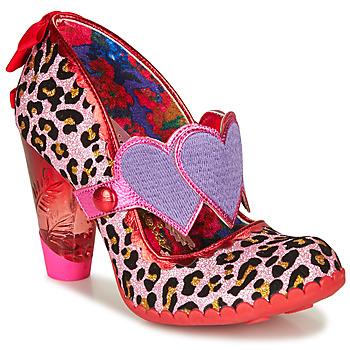 Παπούτσια Γυναίκα Γόβες Irregular Choice LOCKHART Red
