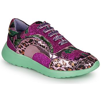 Παπούτσια Γυναίκα Χαμηλά Sneakers Irregular Choice JIGSAW Violet