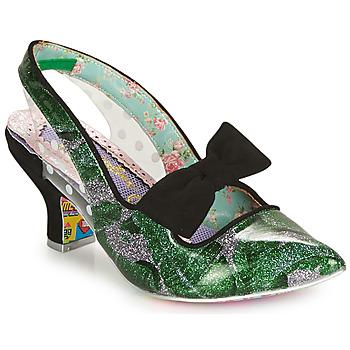 Παπούτσια Γυναίκα Γόβες Irregular Choice PARADOX Green / Black