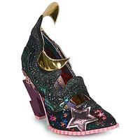 Παπούτσια Γυναίκα Γόβες Irregular Choice GALACTIC THUNDER Black