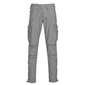 Υφασμάτινα Άνδρας παντελόνι παραλλαγής Le Temps des Cerises MIRADO Gunmetal