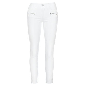 Υφασμάτινα Γυναίκα Skinny jeans Le Temps des Cerises KIEV SKINY7/8 Άσπρο