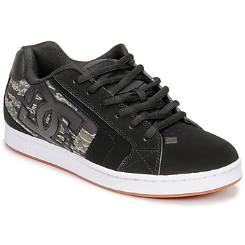 Παπούτσια Άνδρας Χαμηλά Sneakers DC Shoes NET SE Black / Camouflage