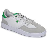 Παπούτσια Άνδρας Χαμηλά Sneakers DC Shoes VESTREY Άσπρο / Green