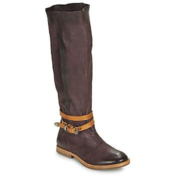 Παπούτσια Γυναίκα Μπότες για την πόλη Airstep / A.S.98 ZEPORT HIGH Violet