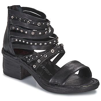 Παπούτσια Γυναίκα Σανδάλια / Πέδιλα Airstep / A.S.98 KENYA Black