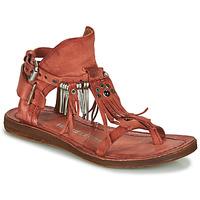 Παπούτσια Γυναίκα Σανδάλια / Πέδιλα Airstep / A.S.98 RAMOS Red