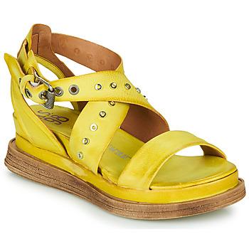 Παπούτσια Γυναίκα Σανδάλια / Πέδιλα Airstep / A.S.98 LAGOS 2 Yellow