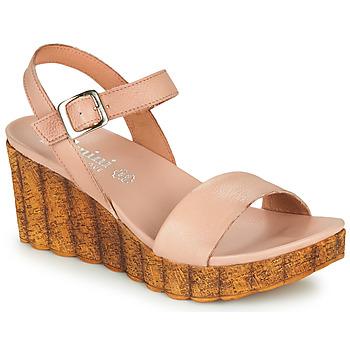 Παπούτσια Γυναίκα Σανδάλια / Πέδιλα Felmini LESLIE Beige