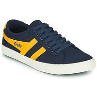 Παπούτσια Άνδρας Χαμηλά Sneakers Gola VARSITY Marine / Yellow