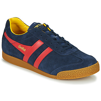 Παπούτσια Άνδρας Χαμηλά Sneakers Gola HARRIER Marine / Red