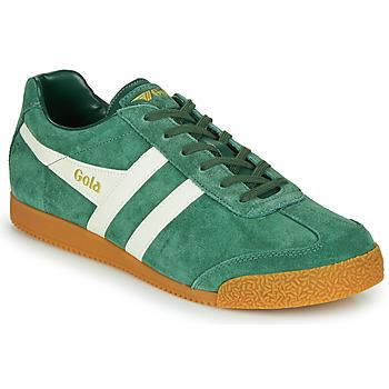 Παπούτσια Άνδρας Χαμηλά Sneakers Gola HARRIER Green