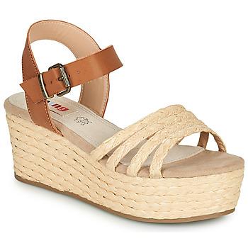 Παπούτσια Γυναίκα Σανδάλια / Πέδιλα MTNG GARISSON Beige