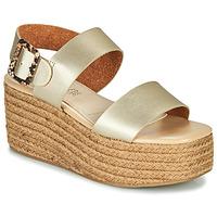 Παπούτσια Γυναίκα Σανδάλια / Πέδιλα MTNG GARISSAN Gold
