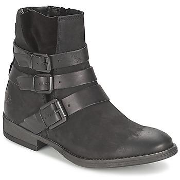 Παπούτσια Γυναίκα Μπότες Bullboxer AXIMO Black