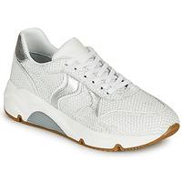 Παπούτσια Γυναίκα Χαμηλά Sneakers Sweet Lemon ANOUK Silver