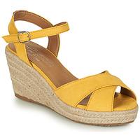 Παπούτσια Γυναίκα Σανδάλια / Πέδιλα Tom Tailor 8090105 Yellow