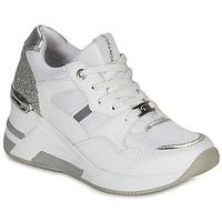 Παπούτσια Γυναίκα Χαμηλά Sneakers Tom Tailor 8091512 Άσπρο / Silver